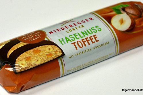 """Niederegger Lübeck Hazelnut (""""Hazelnuss"""") Toffee Loaf 4.4 oz (125g)"""