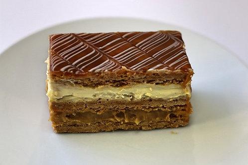 "NAPOLEON (""Millefeuille au Caramel"") Pastry"