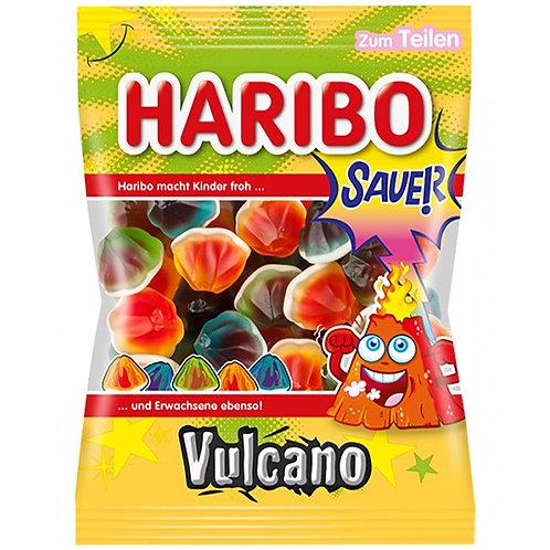 German Haribo Sauer Vulcano (Volcano) Fizz 6.2 oz  (175g)