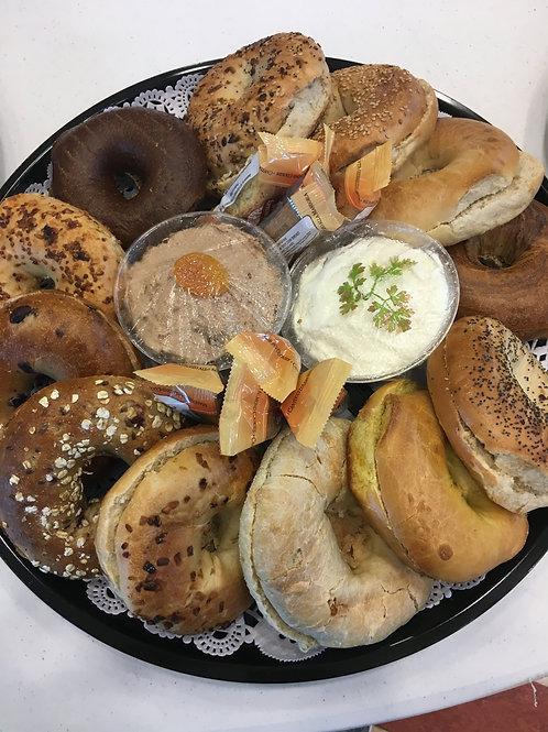 NYC Bagel Platter