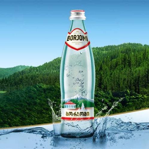 Borjomi Seltzer 16.7 oz