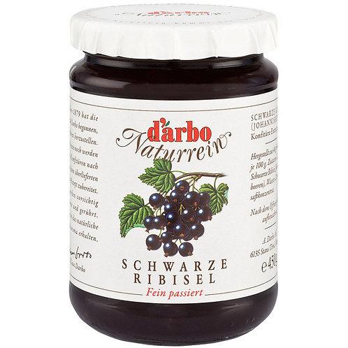 Darbo Black Currant Preserves 16 oz (454g)