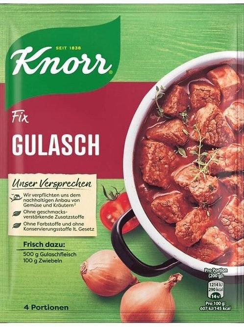 Knorr Fix Gulasch (Goulash Mix 1.6 oz (46g)