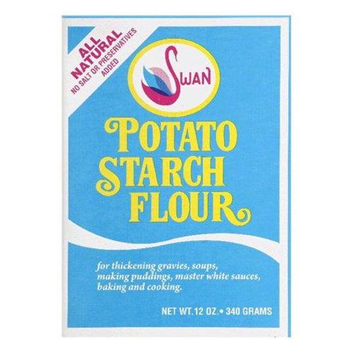 Swan Potato Starch Flour 12 oz (340g)