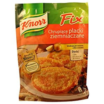Knorr Fix Potato Pancake Mix (Chrupiące Placki Zemniaczane) 7.06 oz (200g)
