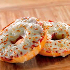 New York City Pizza Bagel Sandwich