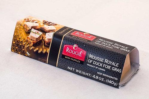 Mousse Royale of Duck Foie Gras with Truffles 4.9 oz (140g)