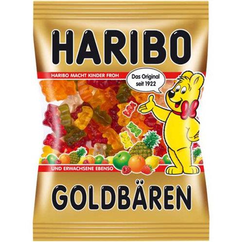 German Haribo Goldbären (Golden Bears) 7 oz (200g)
