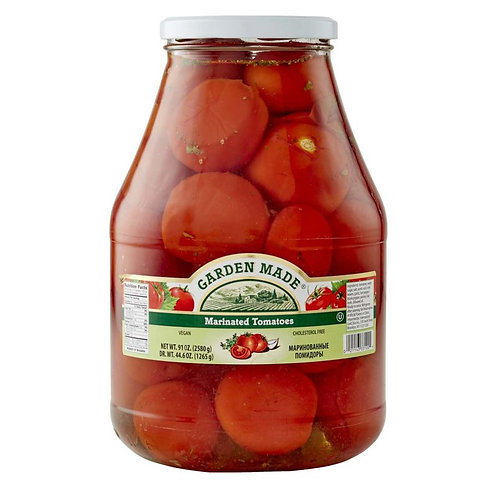 Garden Made Marinated Red Tomatoes 35.3 oz (1kg)