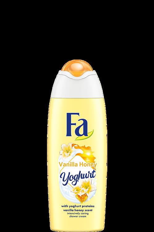 Fa Yoghurt Vanilla Honey Shower Cream 9 oz (250ml)