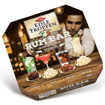 Trumpf Rum Prailines (Edle Tropfen in Nuss Rum Bar) 3.5 oz (100g)