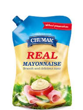 Chumak Original Mayonnaise 21 oz (600g)