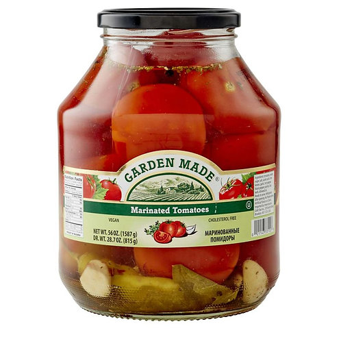 Garden Made Marinated Tomatoes 58 oz (1.6kg)