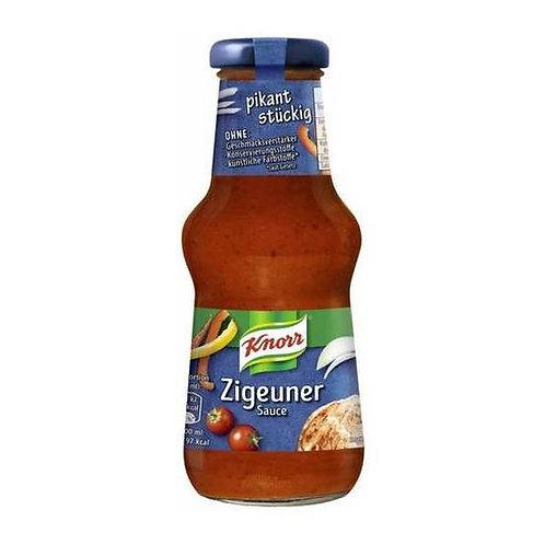 Knorr Zigeuner (Gypsy) Sauce Bottle 8.9 oz (250ml)