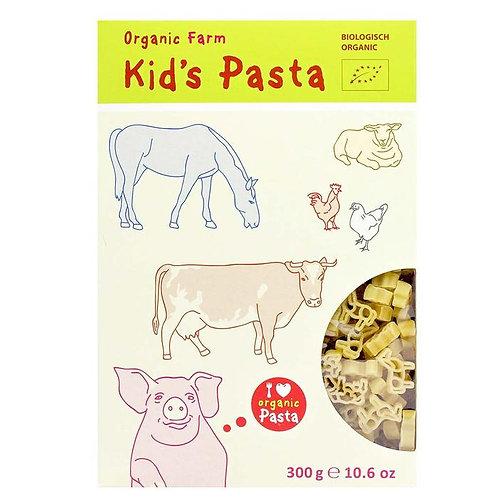 Alb-Gold Organic Kid's Pasta Farm Animal Shapes 10.6 oz (300g)
