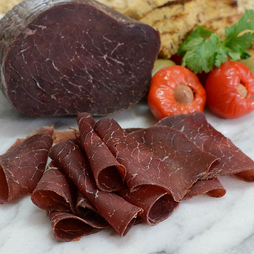 Dry Cured Beef Bresaola
