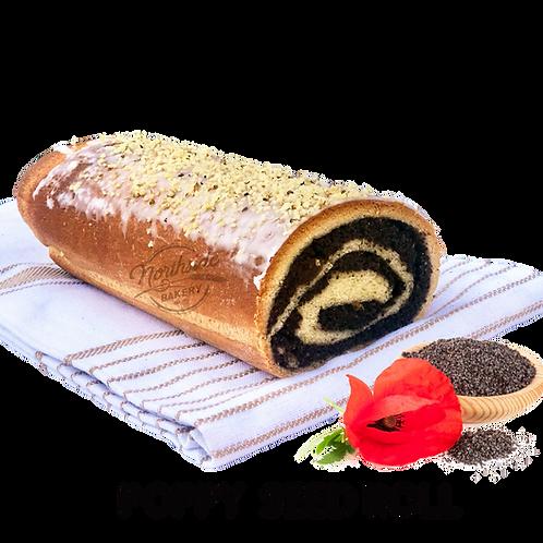 Artisan Traditional Polish Poppy Seed Roll (1 lb)