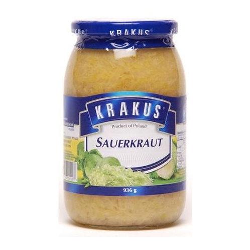 Krakus Sauerkraut 31.7 oz (900g)