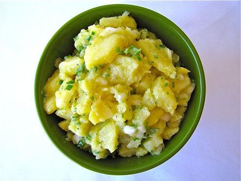 German Potato Salad with Mustard