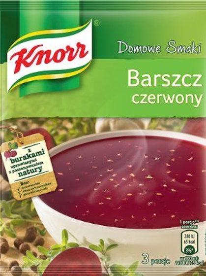 Knorr Red Borscht (Barszcz Czerwony) Soup Mix 53g