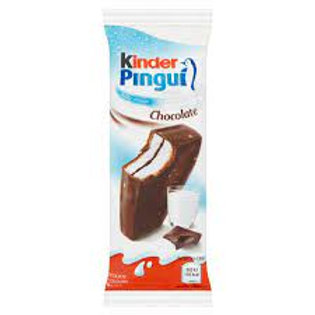 Kinder Pingui Cream Bar Chocolate (refrigerated) 1 oz (30g)