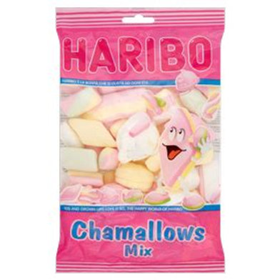 German Haribo Chamallows Mix 7.9 oz  (225g)