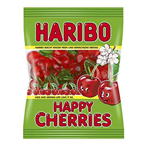 German Haribo Happy Cherries 7.05 oz (200g)