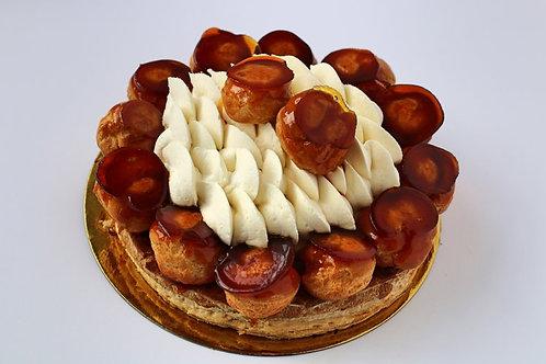 "Saint-Honore Cake - 6"" (serves 8)"