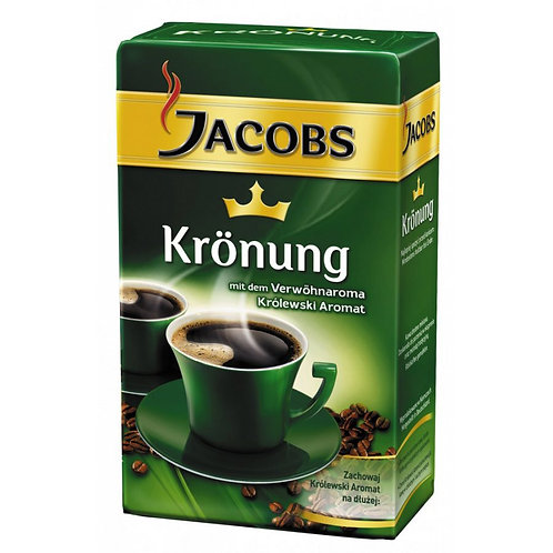 Jacobs Krönung Ground Coffee 8.8 oz (250g)