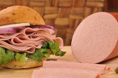 Holy Bologna Sandwich