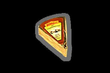 Nordgut Champignon (Mushroom Cream Cheese) 8 wedges  7 oz