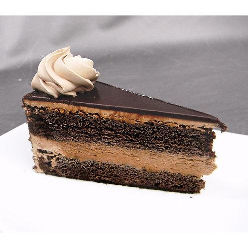 """Hungarian Rigo 10"""" Chocolate Mousse Cake"""
