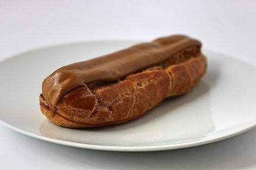 Mocha Eclair Individual Pastry