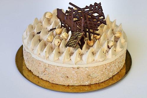 "Dacquoise Cake - 6"" (serves 8)"