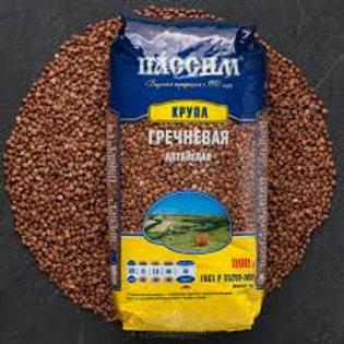 Passim Roasted Buckwheat Groats (Крупа Гречневая Алтайская) 28.2 oz (800g)