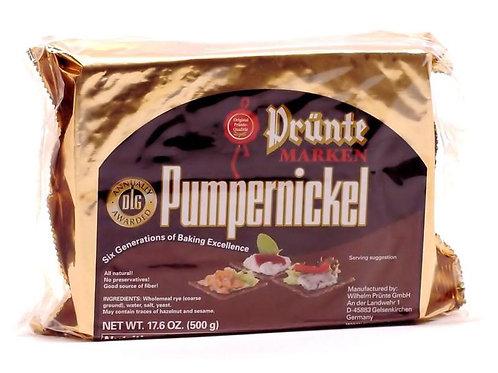Prünte Pumpernickel Bread 17 oz (500g)