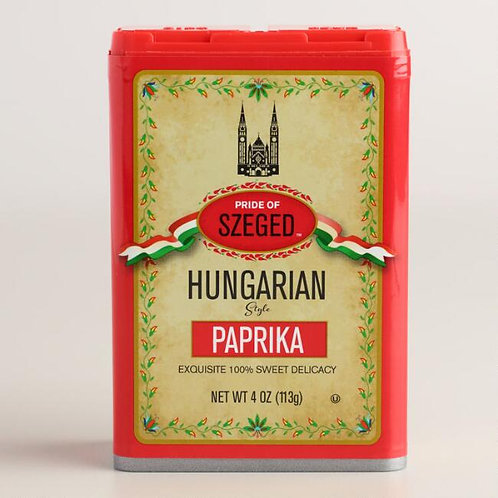 Pride of Szeged Hungarian Paprika 4 oz (113g)