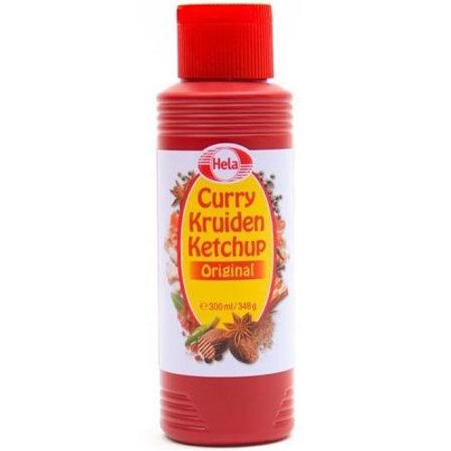 Hela Curry Gewürz Ketchup Hot Red 12.3 oz (348g)