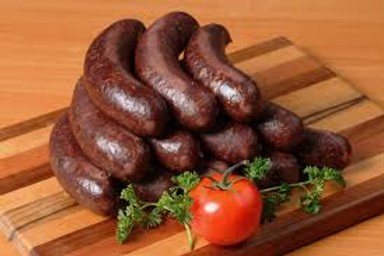 Polish Kiszka Barley Blood Sausage