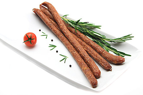 Polish Kabanos Stick Sausage (Kabanosy Wieprzowe)
