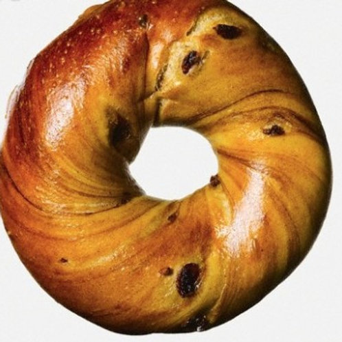 Apple Cinnamon Raisin Bagel