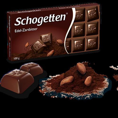 Schogetten Edel-Zartbitter (Dark Chocolate) 3.5 oz (100g)