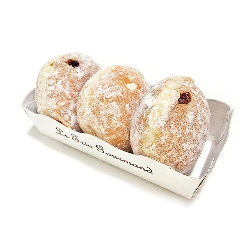 Beignet Chocolate Trio 2.65 oz