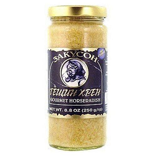 Zakuson White Horseradish 8.8 oz (250g)