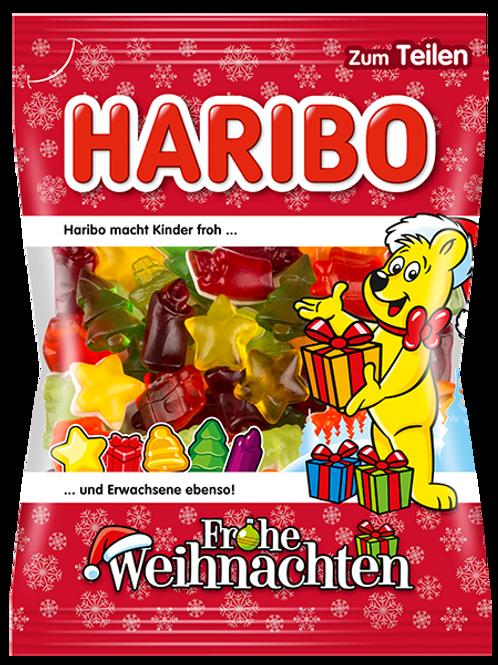 Haribo Merry Christmas (Frohe Weihnachten) 7.1 oz (200g)