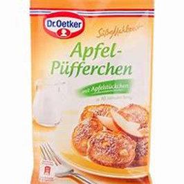 Dr. Oetker Apfel-Püfferchen - Süße Mahlzeiten (Apple Pancakes) 5.4 oz (152g)
