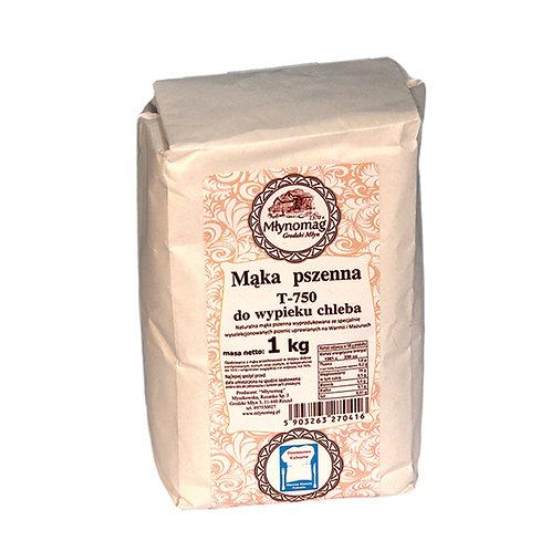 Mlynomag Wheat Flour (Mąka Pszenna do Wypieku Chleba) 1kg