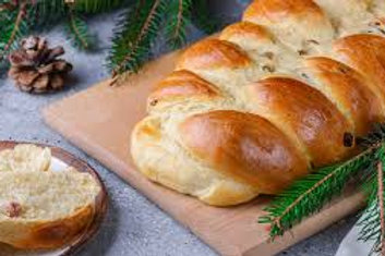 "Artisan Traditional Braided Chalka (""Challa"", ""Challah"") Bread"