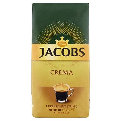 Jacobs Crema Ganze Bohnen (Whole Bean) Coffee 17.6 oz (500g)
