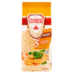 Czaniecki Makaron 5-Egg Noodle Pasta (5 Jajeczny Gwiazdka) 8.8 oz (250g)